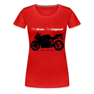 916: The Icon. The Legend - Women's Premium T-Shirt