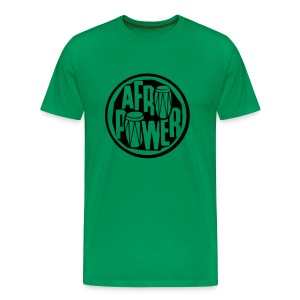 Afro Power by Dj Pal (Palprod) - T-shirt Premium Homme