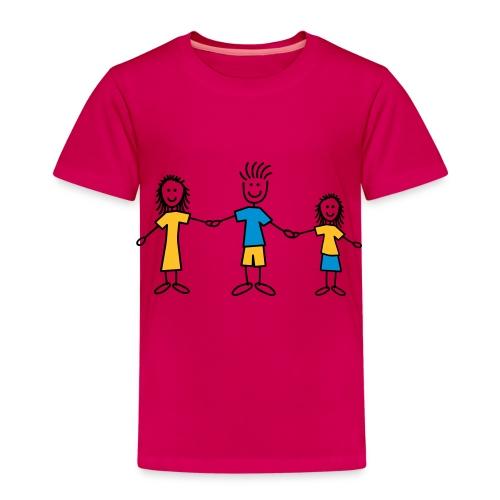 Familie! - Kinderen Premium T-shirt