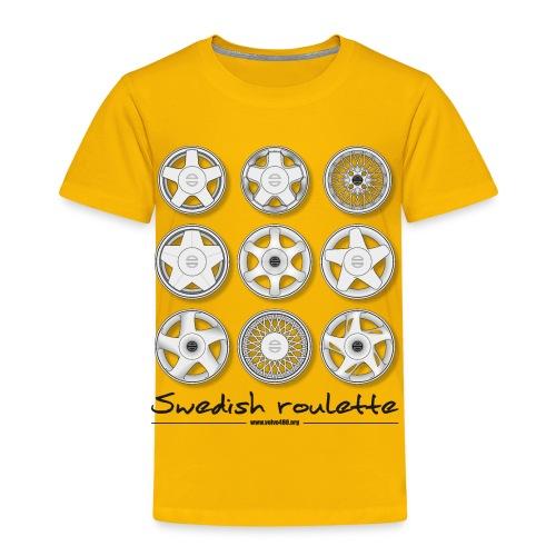 T-shirt enfant - Swedish roulette - T-shirt Premium Enfant