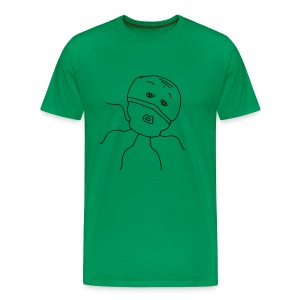Not Spider-Man - Men's Premium T-Shirt
