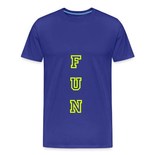 fun - Men's Premium T-Shirt