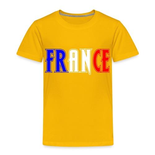 T-shirt Enfant - France tricolore Bane - T-shirt Premium Enfant