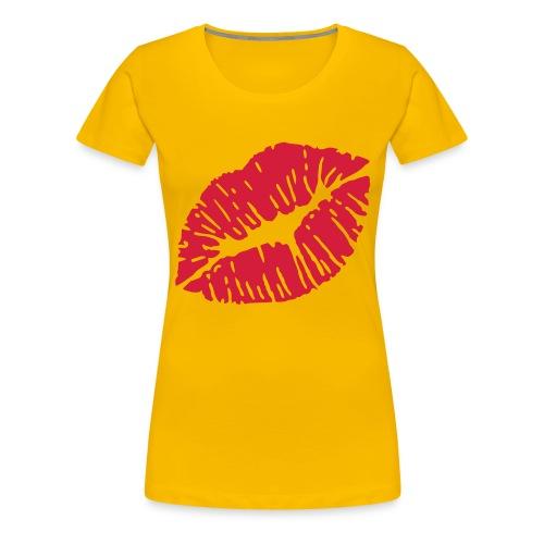 BESO - Camiseta premium mujer