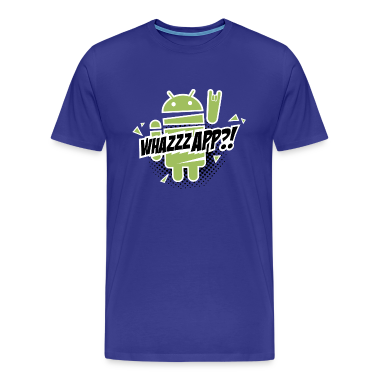 Paranoid Android rocks T-Shirts
