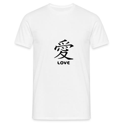 PAIX AMOUR - T-shirt Homme