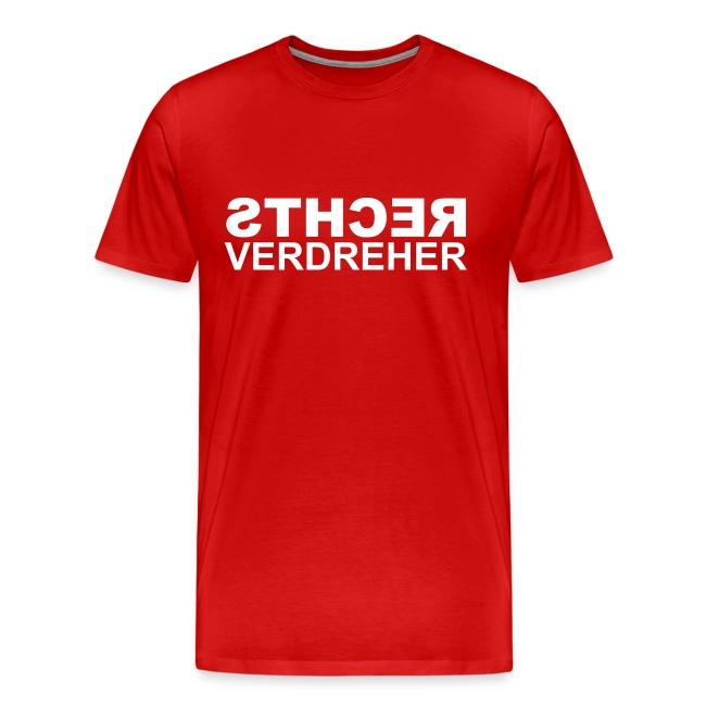 Rechtsverdreher T-Shirt