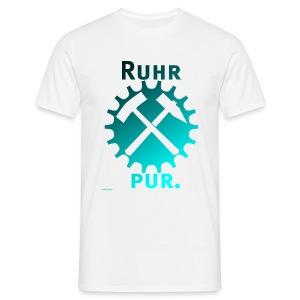 RuhrPur. Das Bekennershirt - Männer T-Shirt