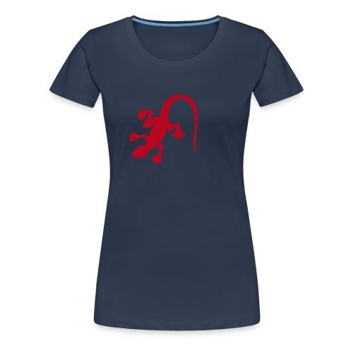 gecko - Maglietta Premium da donna