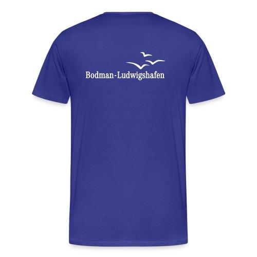 Herren T-Shirt Bodman-Ludwigshafen - Männer Premium T-Shirt