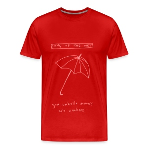 Song Of The Wet - Men's Premium T-Shirt