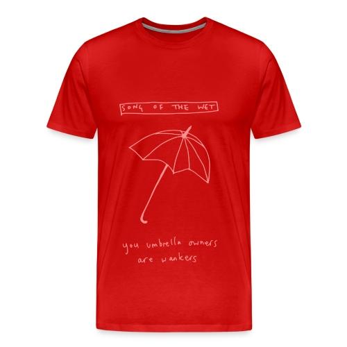 Song Of The Wet - Men's Premium T-Shirt