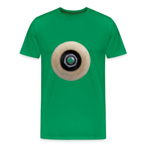 Skate wheel - Men's Premium T-Shirt