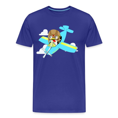 Poultry In Motion  - Men's Premium T-Shirt