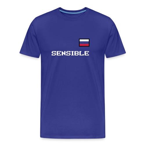 Sensible Russia - Men's Premium T-Shirt