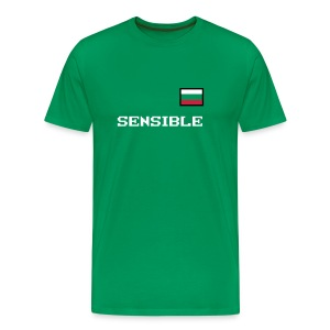 Sensible Bulgaria - Men's Premium T-Shirt