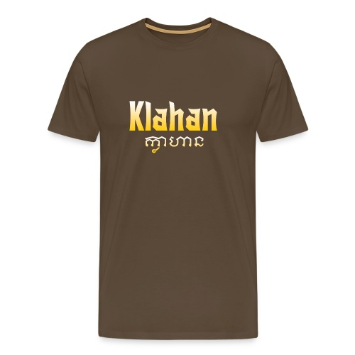 Klahan - T-shirt Premium Homme