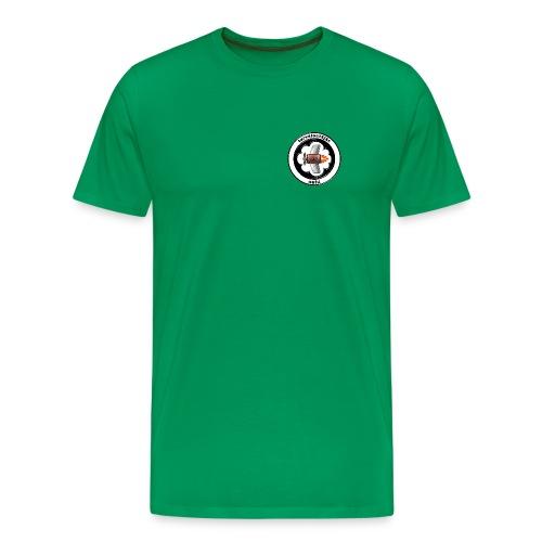 Basic t-paita - Miesten premium t-paita