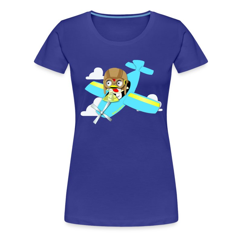 Poultry In Motion (f) - Women's Premium T-Shirt
