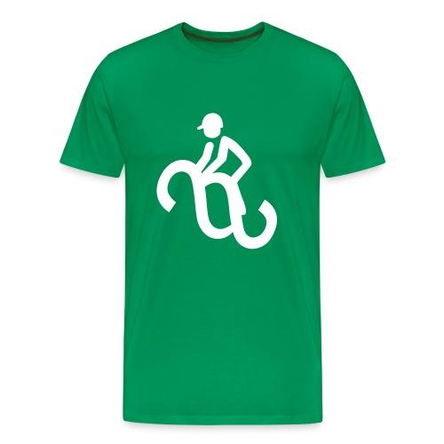 Paragraphenreiter T-Shirt - Männer Premium T-Shirt