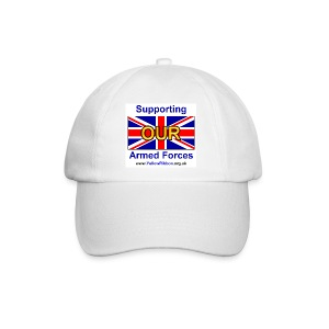 Support The Forces Basic Cap - Baseball Cap