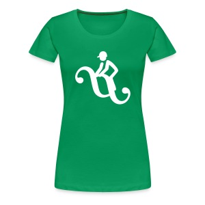 Paragraphenreiter C Women T-Shirt - Frauen Premium T-Shirt