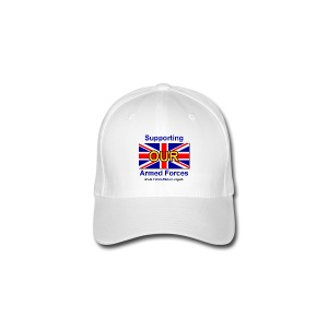Support the Forces Flexit Cap - Flexfit Baseball Cap
