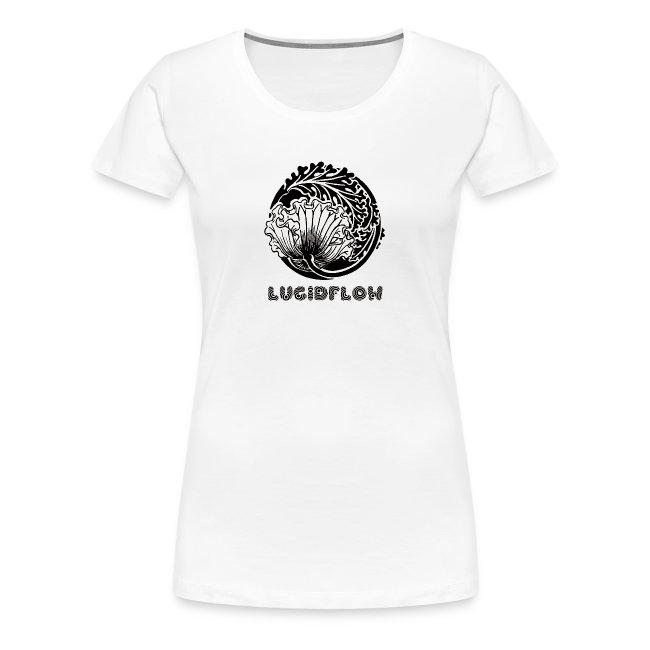 Lucidflow Logo Black