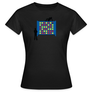 Connected - Olive - Women's T-Shirt