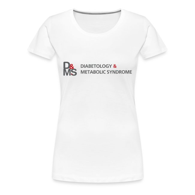 Diabetology & Metabolic Syndrome (women's t-shirt)
