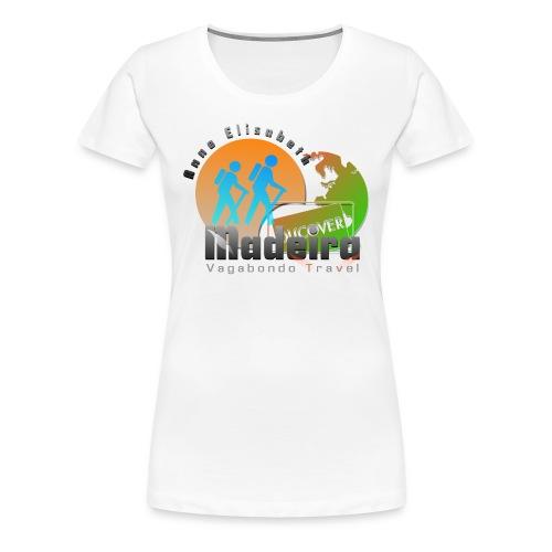 FNC001 - Premium T-skjorte for kvinner