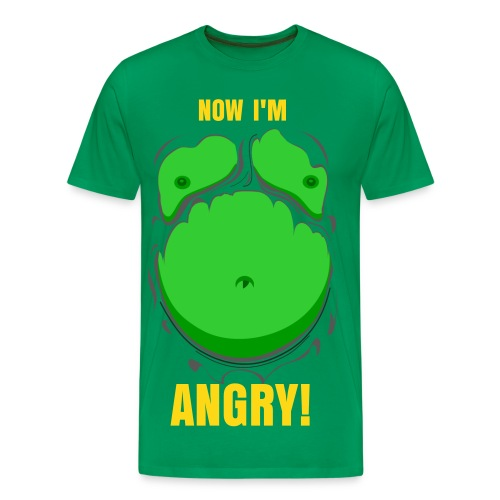 HULK FAIL - Men's Premium T-Shirt