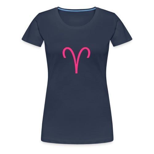 t shirt Ariete - Maglietta Premium da donna