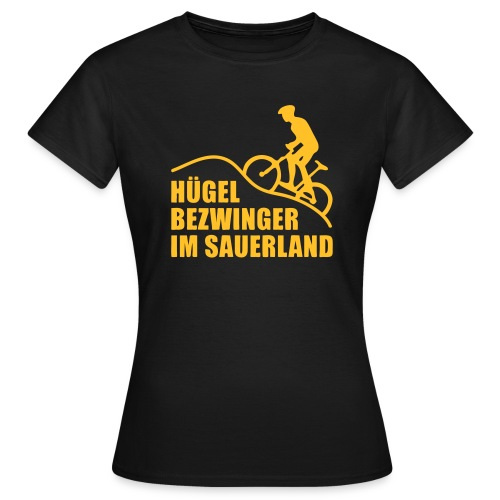Hügelbezwinger - Frauen T-Shirt