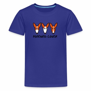 Podencolover2 - Teenager Premium T-Shirt
