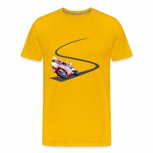 King of the Road - Men's Premium T-Shirt