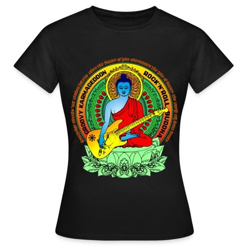 Buddha Shop - Frauen T-Shirt
