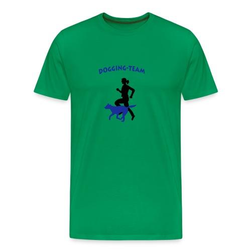 Shirt Dog Team - Männer Premium T-Shirt