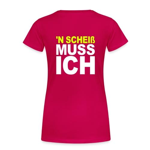 DJ Cocco: der Klassiker (pink Edition 4 women) - Frauen Premium T-Shirt