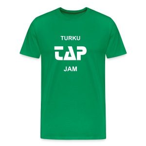 Turku Tap Jam - Men's Premium T-Shirt