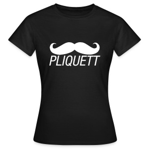 WOMEN'S - PLIQUETT Moustache - Women's T-Shirt