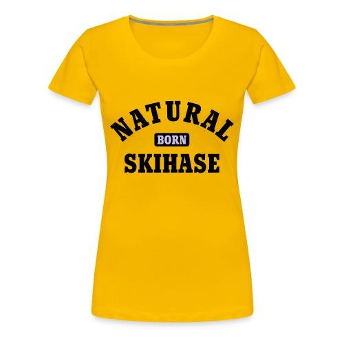 Skihase JSC - Frauen Premium T-Shirt