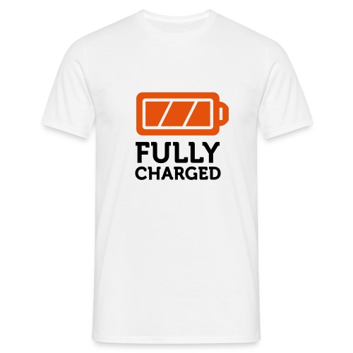 Fully Charged - Camiseta hombre