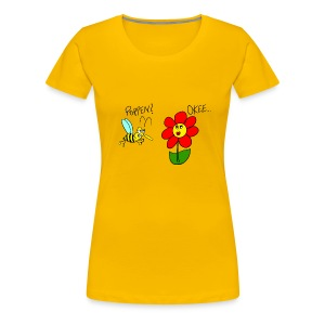 Frühling - Frauen Premium T-Shirt