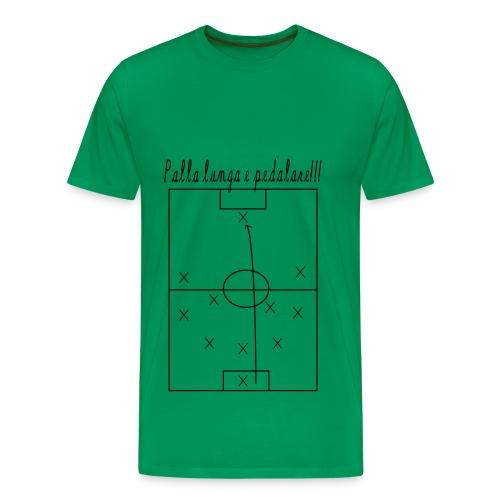 Fun T-Shirt Schema Tattico per eccellenza - Maglietta Premium da uomo