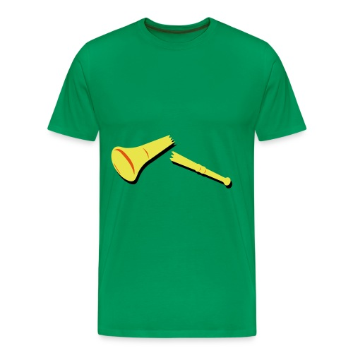 No Vuvuzela - Men's Premium T-Shirt
