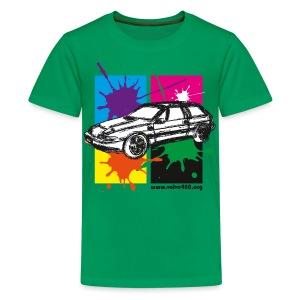 T-shirt ado - Gribouille - T-shirt Premium Ado