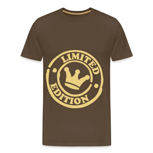 Limited Edition - Herre premium T-shirt