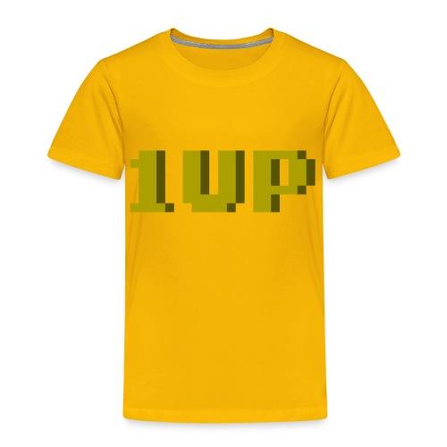 1-up kinderen T-shirt - Kinderen Premium T-shirt