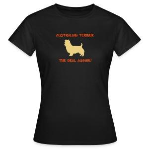 Australian Terrier Damen Shirt - Frauen T-Shirt